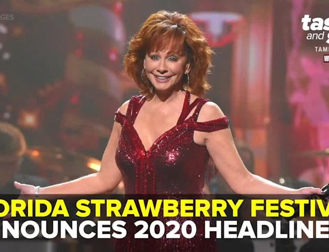 Florida Strawberry Festival 2020.Florida Strawberry Festival 2020 Lineup Announced Taste And See Tampa Bay