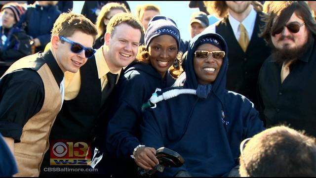 Race Honoring O.J. Brigance Helps To Raise Awareness For ALS