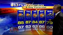Bob Turk Has Your Tuesday Night Forecast