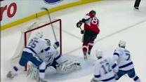 Hemsky undresses Lightning defense for beauty