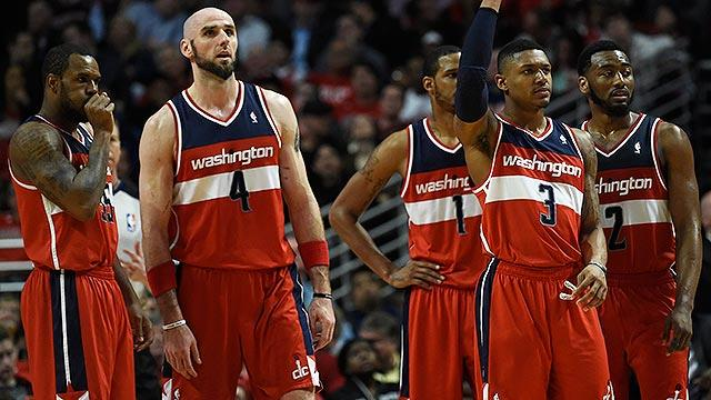 Wizards pose real threat for Pacers