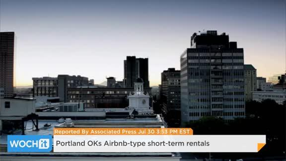 Portland OKs Airbnb-type Short-term Rentals