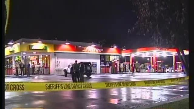 Sheriff: Man Shot At Fastrip After Fight With Deputy