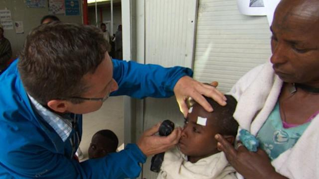 Dr. Geoffrey Tabin Helps Blind Ethiopians Gain Sight
