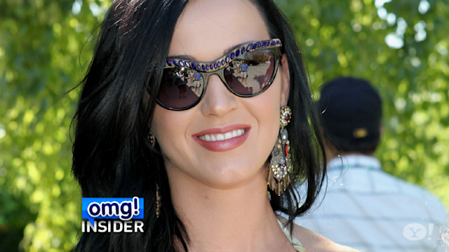 Katy Perry Loves Her Some Vitamins!