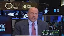 Cramer's stocks to watch: DTV, T & more