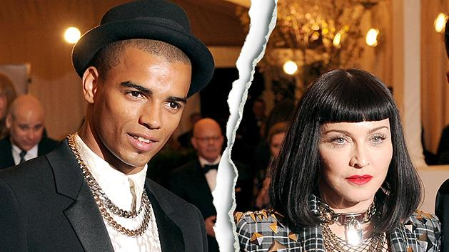 Madonna And Boyfriend Brahim Zaibat Split