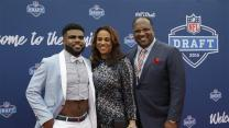 NFL draft: Day one winners