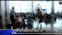 New gates open at Lindbergh Field's Terminal 2 West