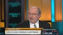 Guru Gartman's gold play