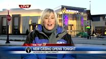 Cincinnati casino opens tonight