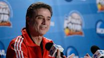 Pitino's Place Among Coaching Greats