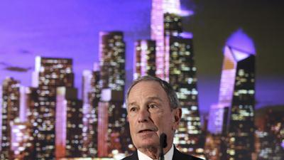 NY breaks ground on 26-acre Hudson Yards project