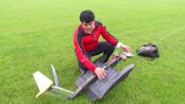 Bat wings inspire new breed of drone