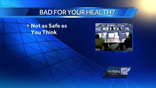 Reasons why the office may be bad for your health