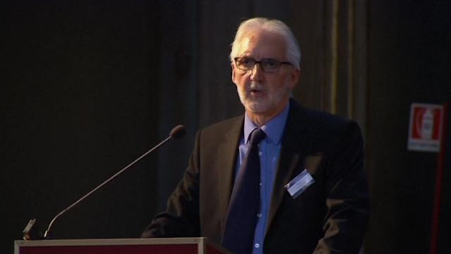 Brian Cookson wins election as president of UCI