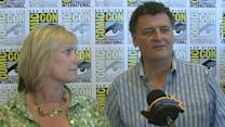 Sue Vertue and Steven Moffat Talk Working With Benedict Cumberbatch and Martin Freeman On 'Sherlock'