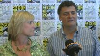 Sue Vertue and Steven Moffat Talk Working With Benedict Cumberbatch and Martin Freeman On 'Sherlock'