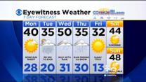 Katie's Monday Morning Forecast: March 2, 2015