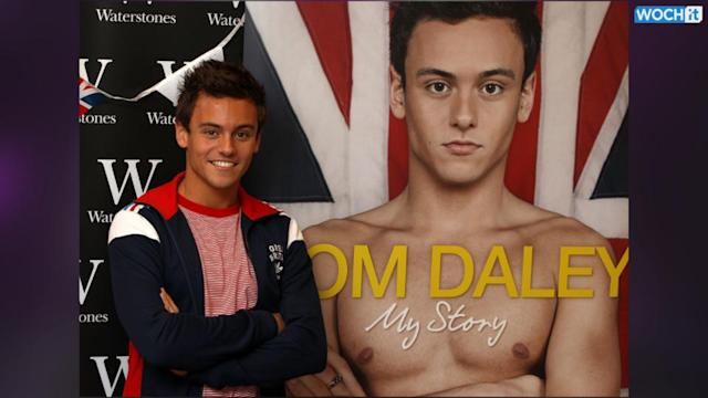 Tom Daley And Boyfriend Dustin Lance Black Moves In Together In London