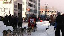 Anchorage Hosts Ceremonial Start of Iditarod