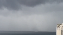Waterspout Spotted in Gulf of Mexico