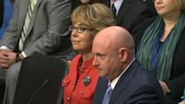 Gabrielle Giffords to Senate: 'You Must Act'