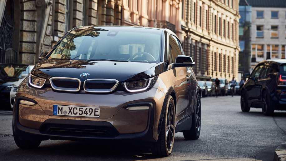 續航力達153英里!BMW i3/i3s電動車新改款年底登場
