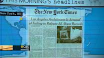Headlines: Did L.A. Archdiocese release all sex abuse records?