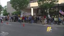 Coal ash protest at Duke shareholder meeting