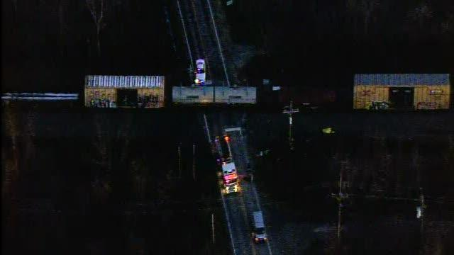 Train vs. Car in Frenchtown Twp.