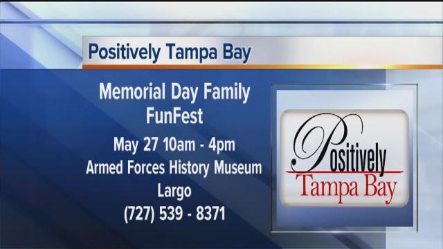 Positively Tampa Bay: Memorial Day Family FunFest