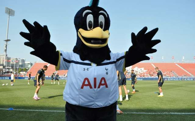 5 Most Popular Club Football Mascots Yahoo Cricket