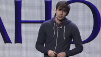 David Karp Talks Tumblr at CES
