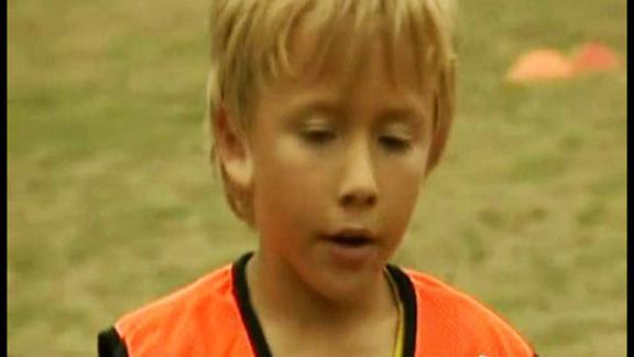 Best soccer team in Europe offers tryout to 7-year old