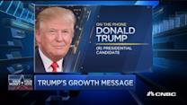 Trump: Markets in big, fat, juicy bubble