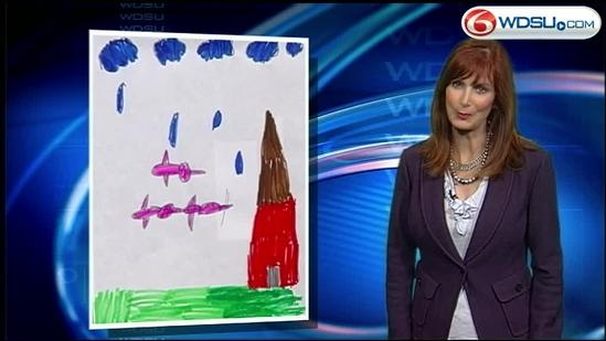 Margaret's Weather Picture for May 22
