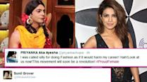 Check-out: Guthhi's funny comment on Priyanka Chopra's tweet