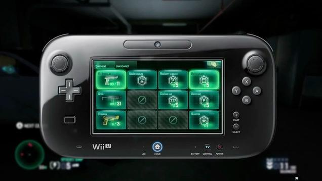 Splinter Cell: Blacklist - Wii U GamePad Advantage