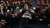 Raw: Senate Passes Fiscal Cliff Bill, 89-8