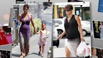 Celebrity Moms Step Out in Style