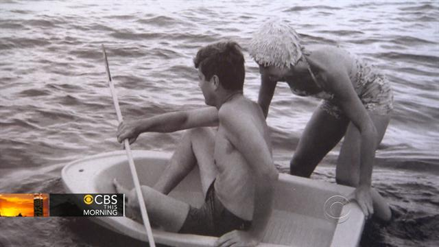 JFK exhibit features personal images, items tied to death