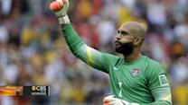 Tim Howard mania lights up American soccer