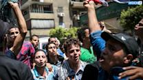 One Dead In Egypt Clashes On Crackdown Anniversary