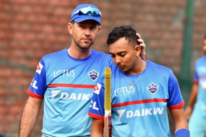 Prithvi Shaw will be the player to watch out for in the 2019 IPL