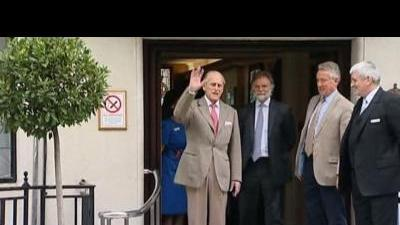 UK's Prince Philip released from hospital