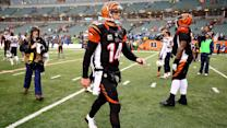 What do the Bengals do with Andy Dalton?