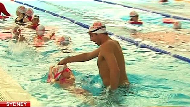 Bacteria scare at Sydney pool