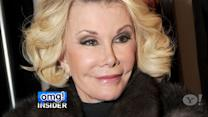 Joan Rivers Speaks Out to 'omg! Insider' about Holocaust Comment: 'Apologize for What?'