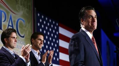 Romney: Election going to be close-fought battle